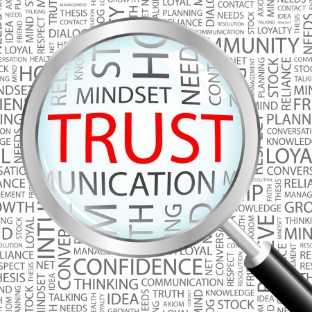 Content Isn't King Trust is King