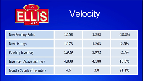 SW Florida Real Estate Market Velocity