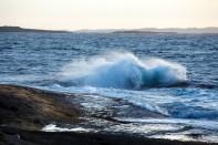 Sjø ved Kvalsvik