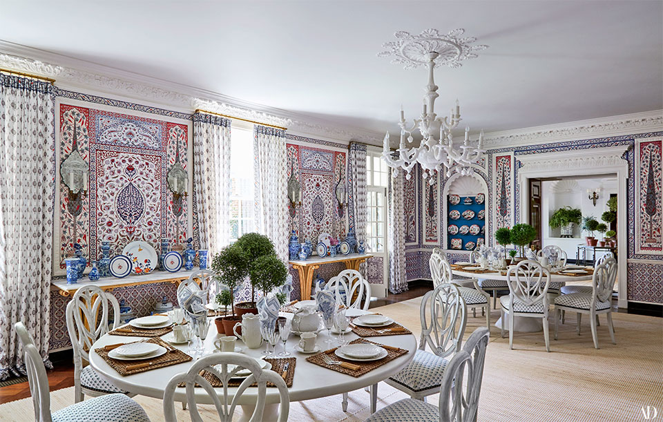 As Seen In Architectural Digest  Tory Daily