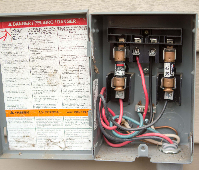 Fuse Box Ac Unit - Wiring Diagram G11 Ac Electric Fuse Box on