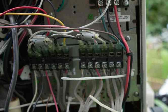 ac unit wiring diagram wiring diagram amana ac wiring diagram diagrams