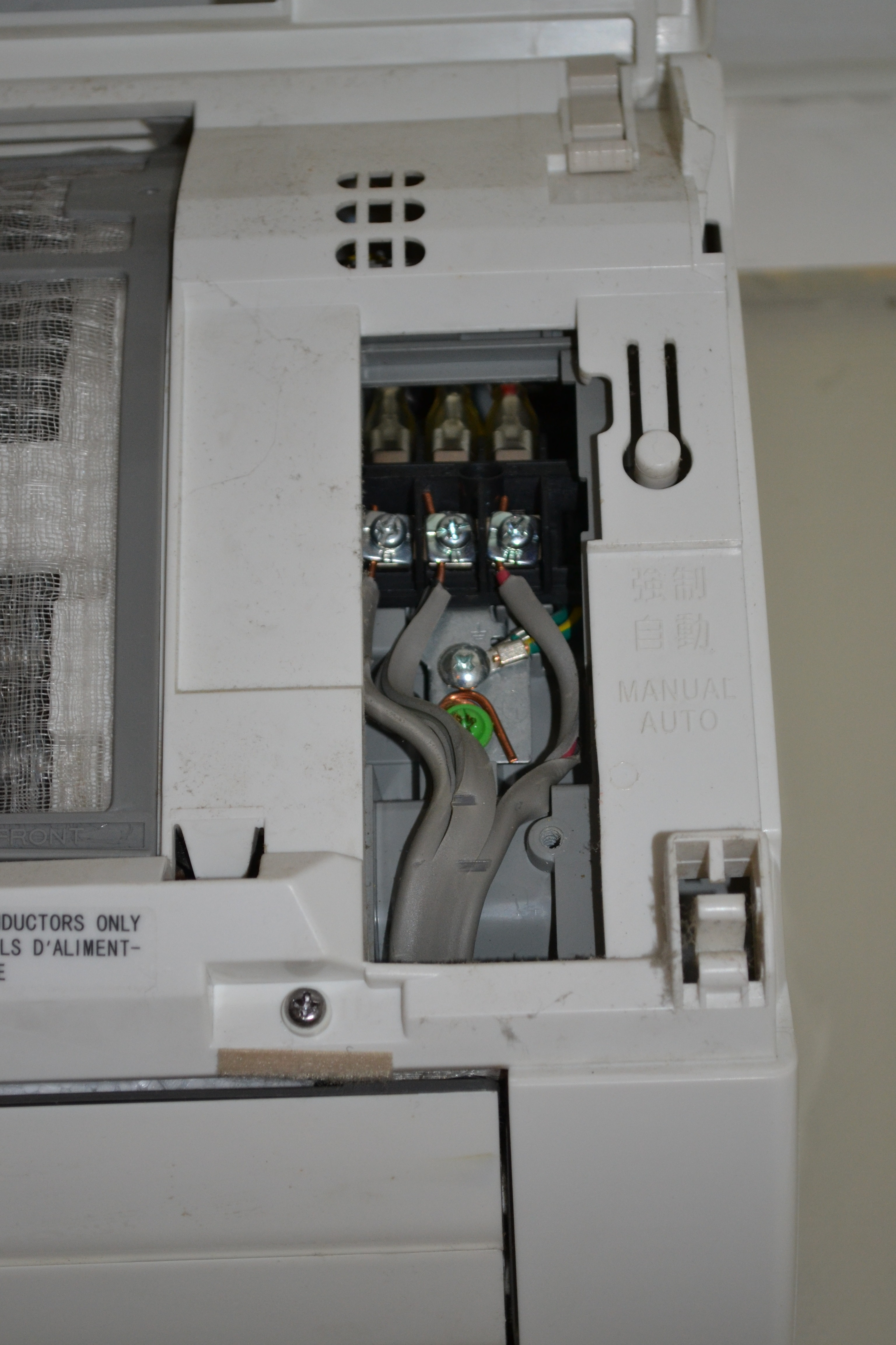 mr slim thermostat wiring diagram manual e books  electrical specs for installing ductless mini splits \\u0026 hvac units mr slim thermostat wiring diagram