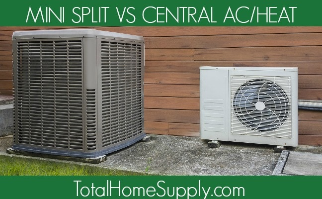 Mini Split Vs Central Air Heat Which Is Right For You