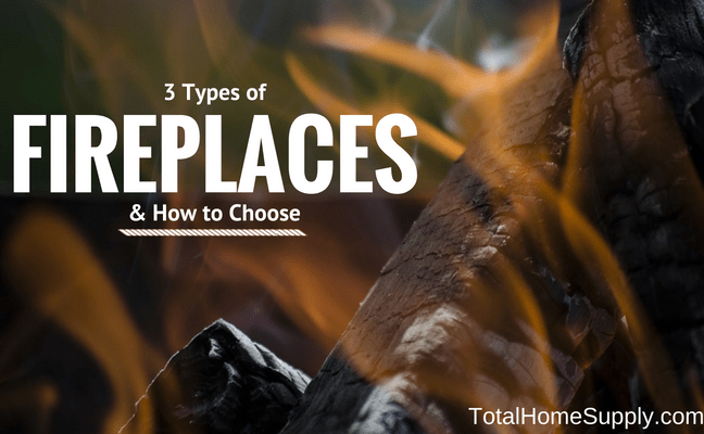 Which type of fireplace is best for you: Wood-burning, gas or electric?