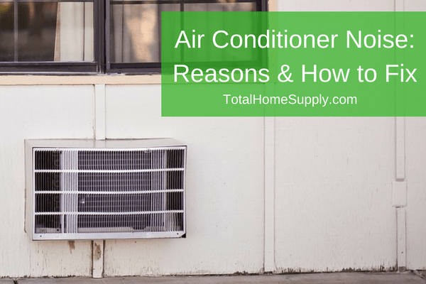 Noisy air conditioner