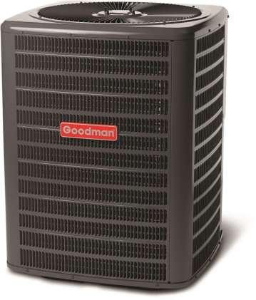 Image of Goodman GSX140481 AC condenser.