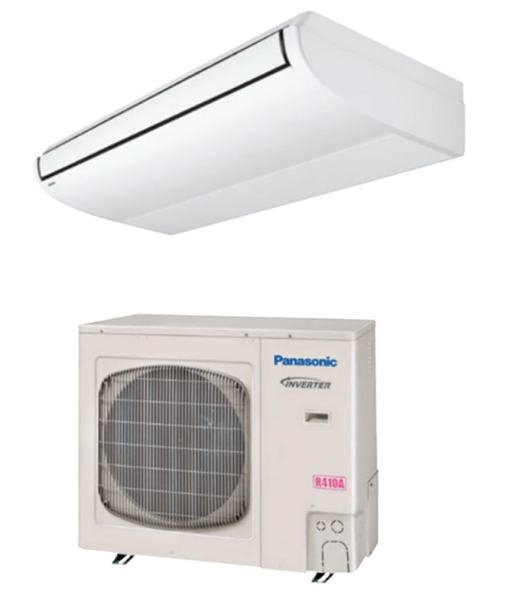 Image of Panasonic 36PET2U6 32600 BTU Suspended Ceiling Single Zone Mini Split System