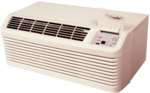 Amana PTH153G35AXXX 15000 BTU Class PTAC Air Conditioner with Heat Pump - 20 Amp