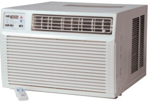 Amana AH093G35AX 8700 BTU 9.8 CEER, 9.9 EER Window Air Conditioner with Heat Pump