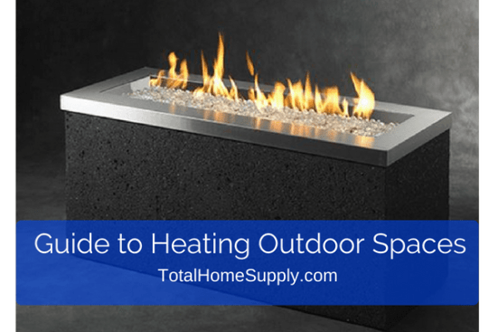 Guide to heating outdoor spaces