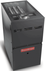 Goodman GDH80603AN 60000 BTU, 80% AFUE Two-Stage Convertible Gas Furnace