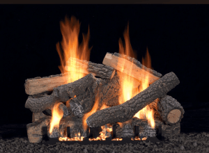 White Mountain Hearth Ponderosa Log Set