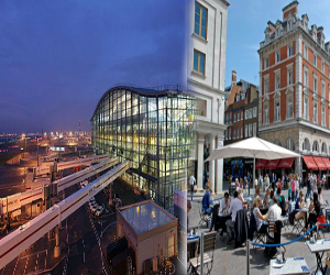 Fastest and Cheapest Transport from Heathrow to Covent Garden