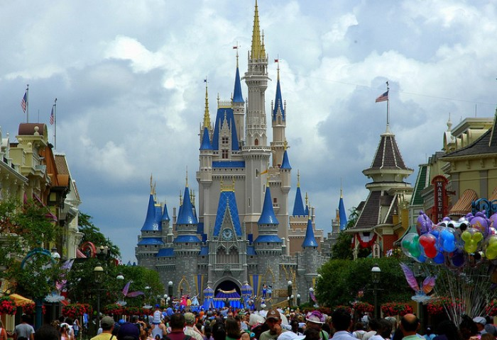 Cinderella Castle History Touringplanscom Blog