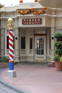 Disney World' Harmony Barber - Magical Haircut