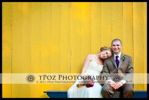 Yellow Barn at the Landis Valley Museum Wedding