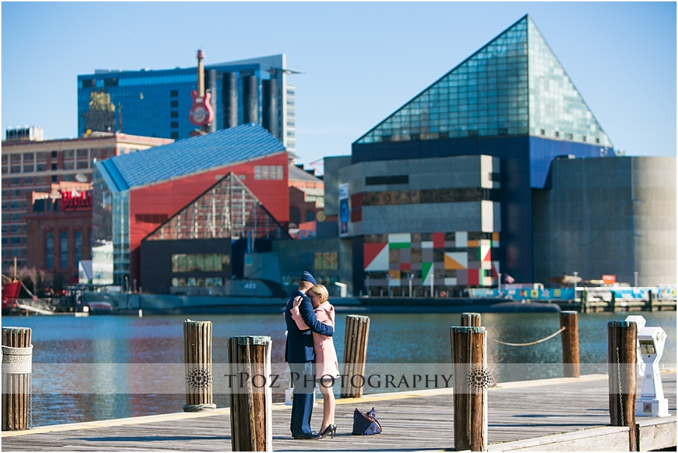 Baltimore Engagement Proposal Photo