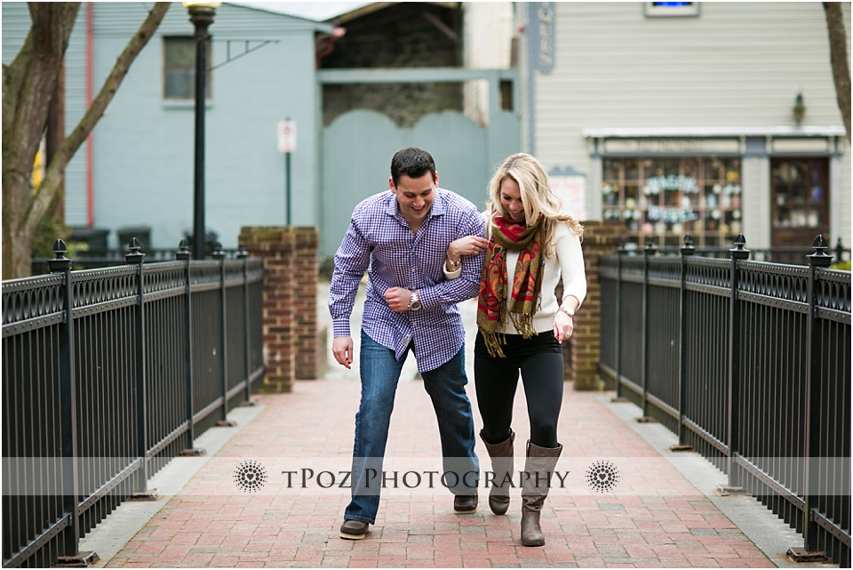 Ellicott City Engagement Photos