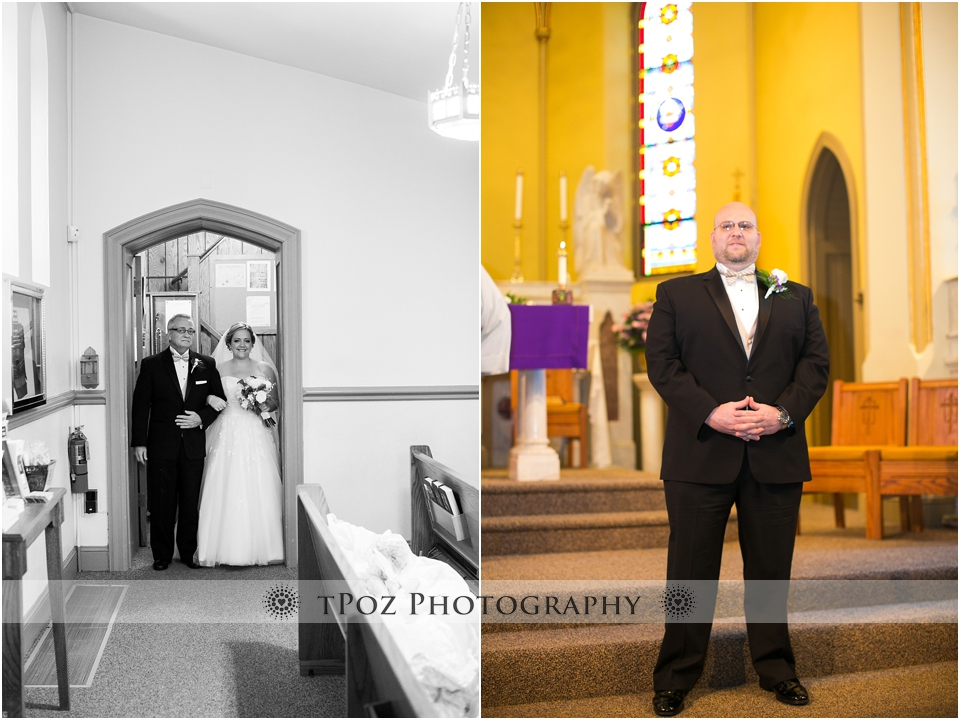 St. Stephens of Bradshaw Wedding Ceremony