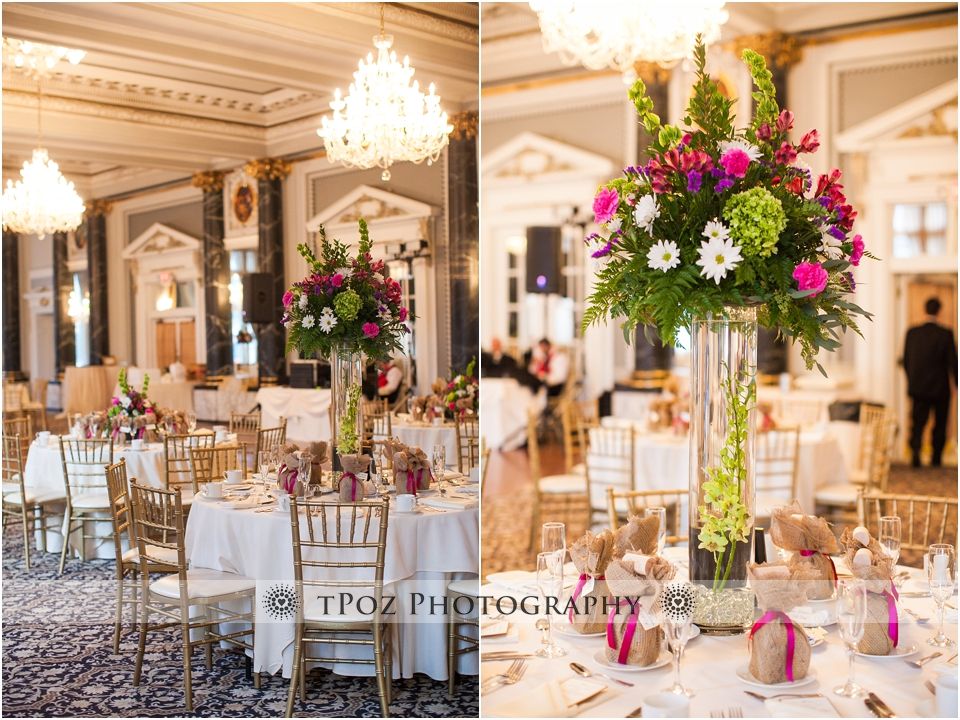 The Belvedere Wedding Charles Ballroom