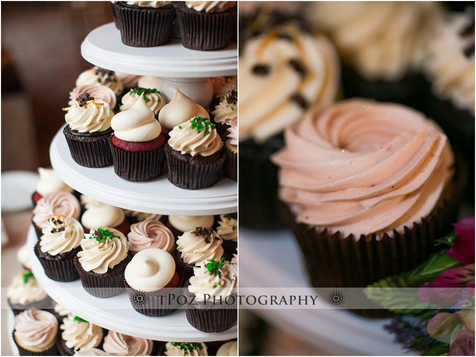 Flavor Cupcakery Wedding Cake