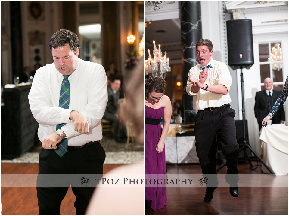 Gangnam Style at weddings
