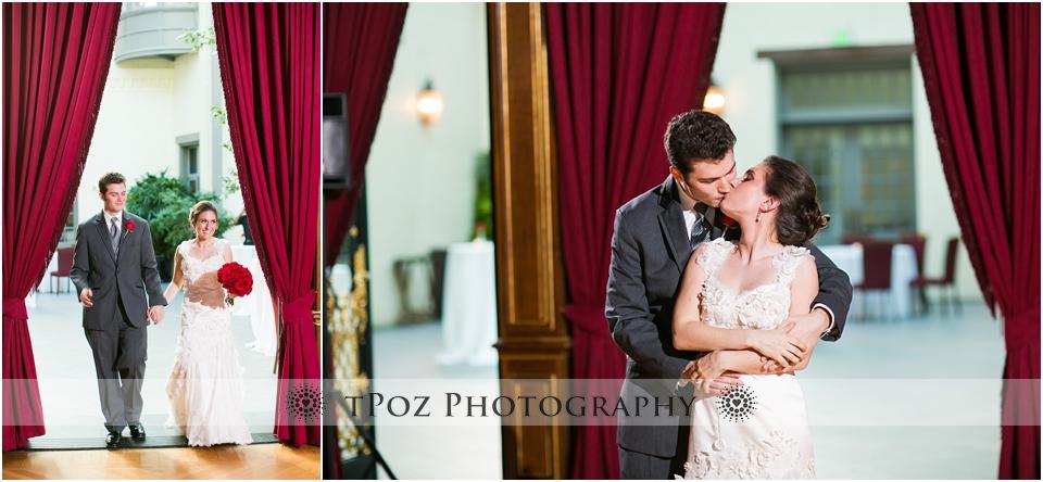 Engineers Club Wedding Photos