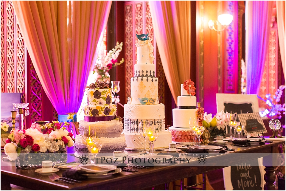 Baltimore Cakery - The Grand Historic Venue Bridal Showcase