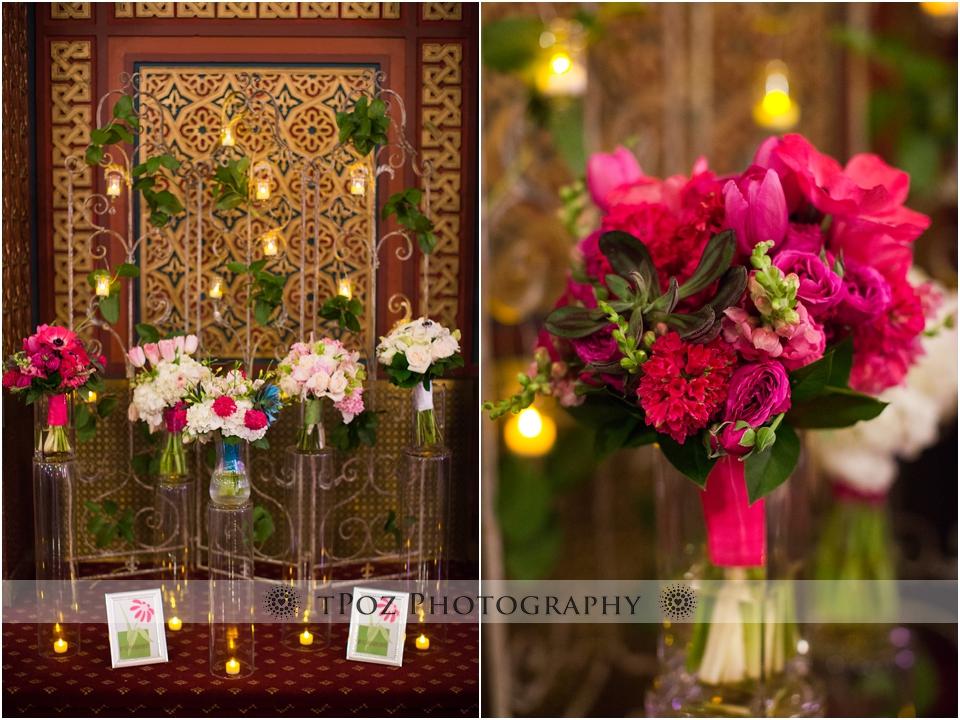 My Flower Box Events at The Grand Historic Venue Bridal Showcase