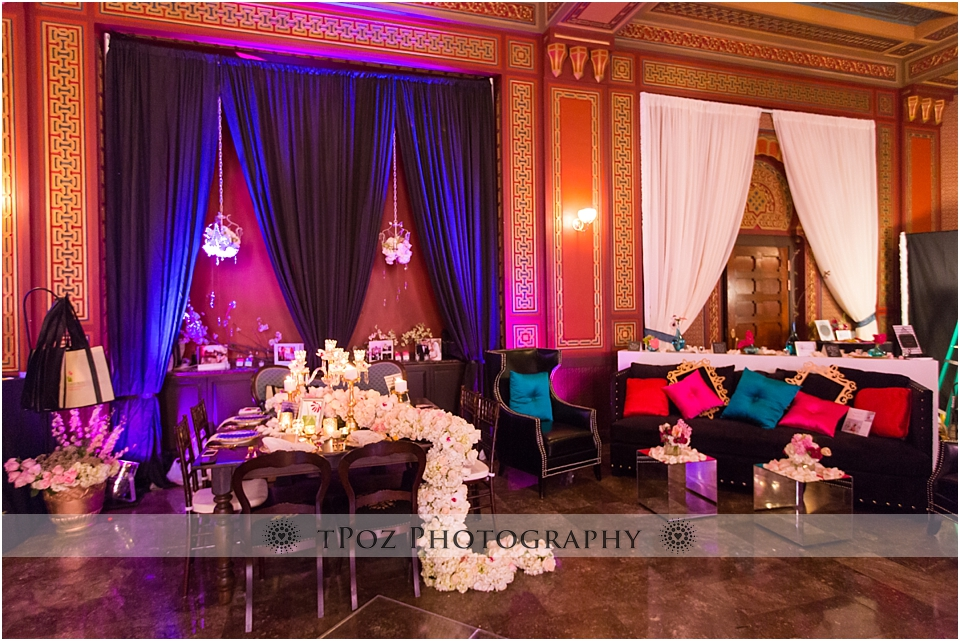 Oriental Room at the Tremont Grand