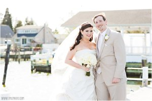 Anchor Inn Wedding Bride & Groom