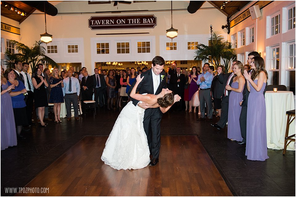 Chesapeake Bay Beach Club Wedding Reception