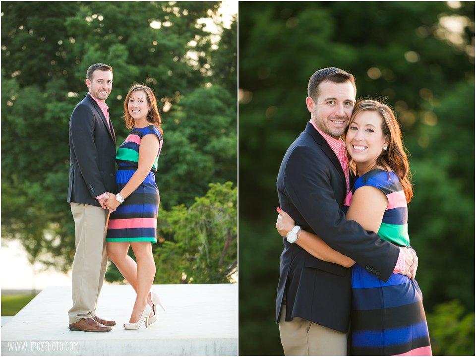 Jefferson Memorial Engagement Photos