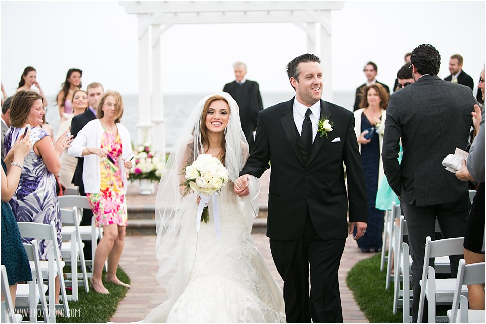 Rehoboth Wedding Ceremony