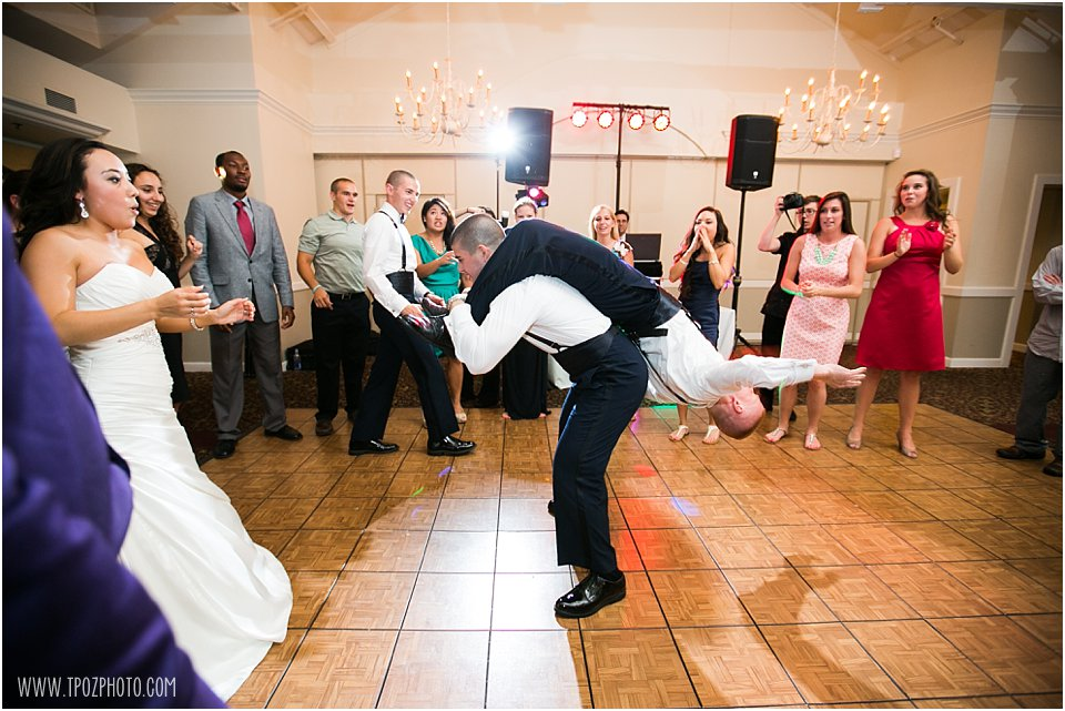 Crofton Country Club Wedding Reception Photos