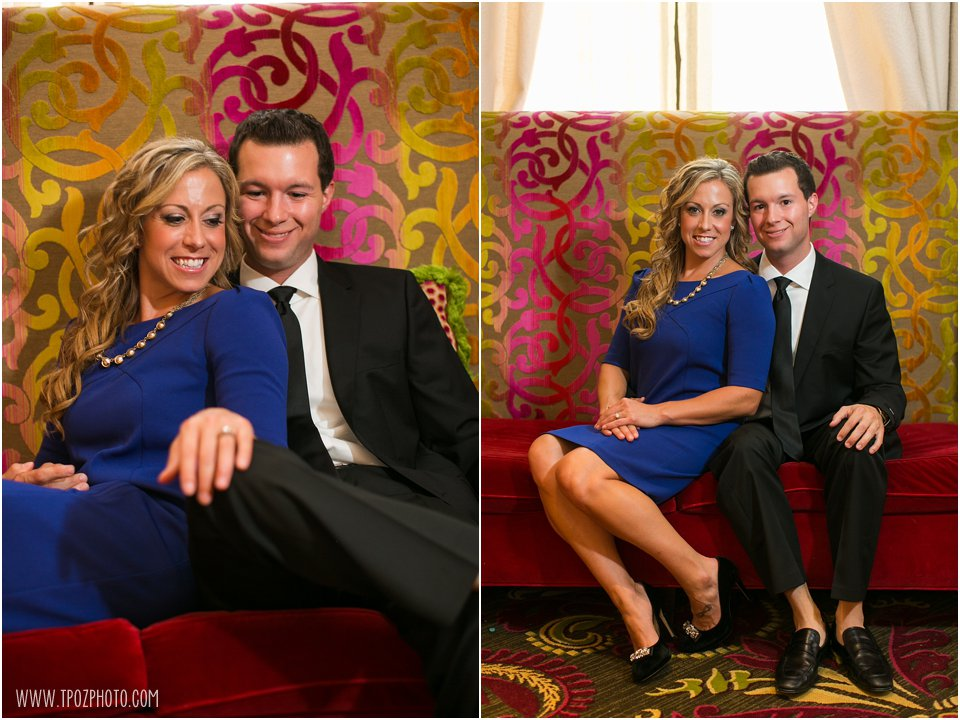 Hotel Monaco Baltimore Engagement Photos