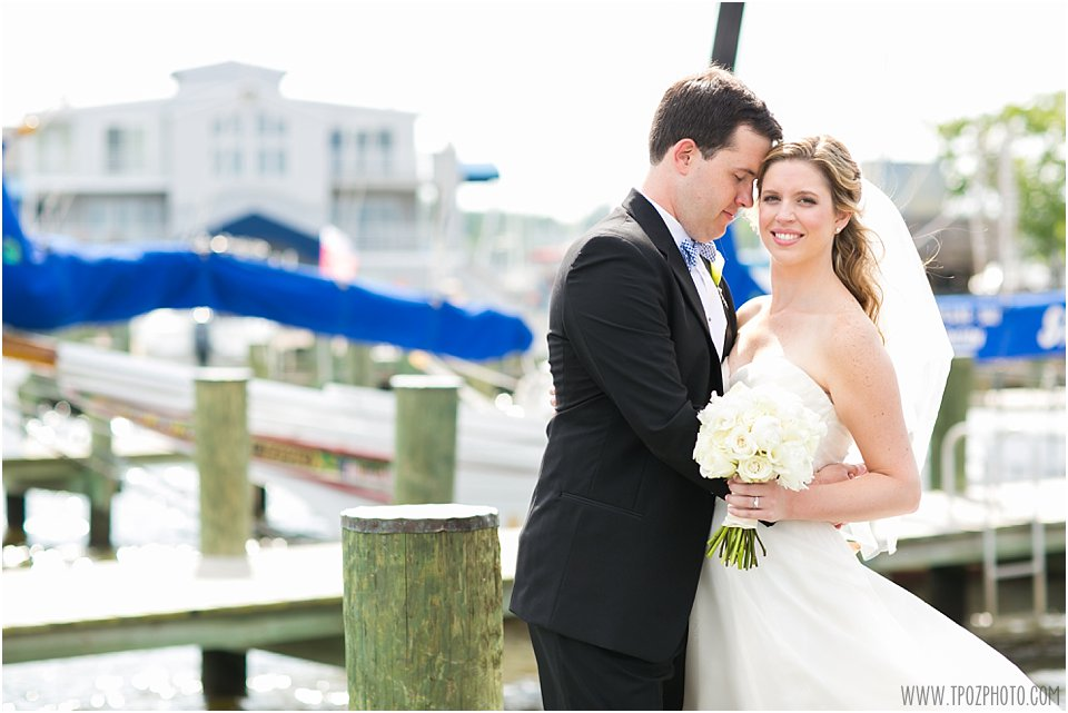 Annapolis Maritime Museum Wedding Photos