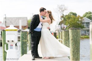 Annapolis Maritime Museum Wedding Photos