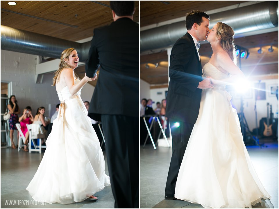 Annapolis Maritime Museum Wedding Reception