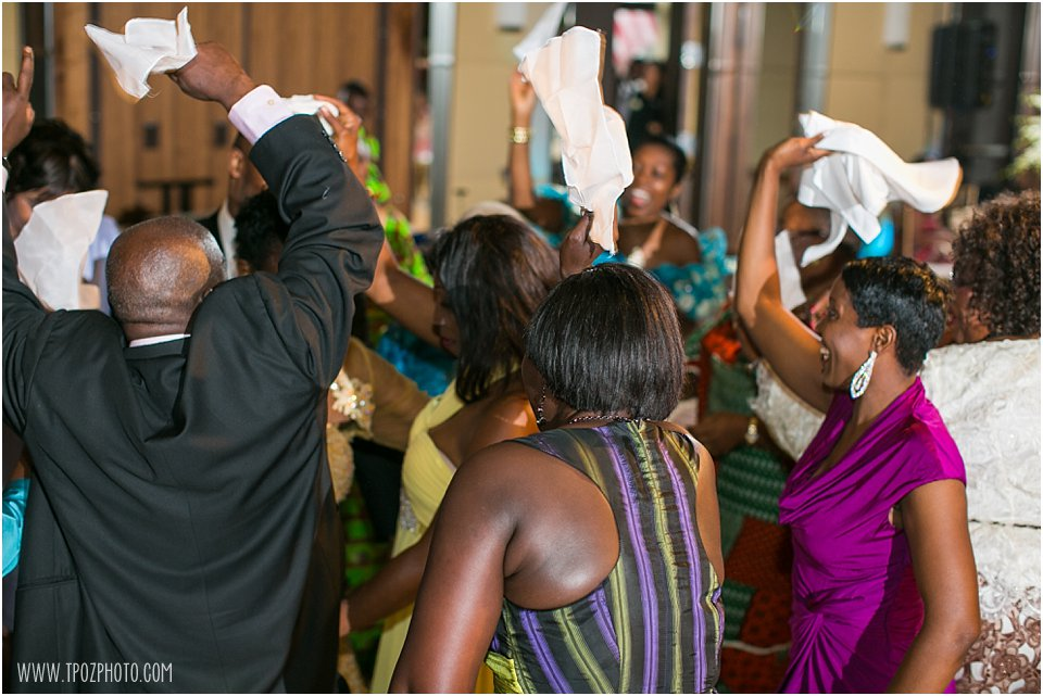 West African Wedding Photos