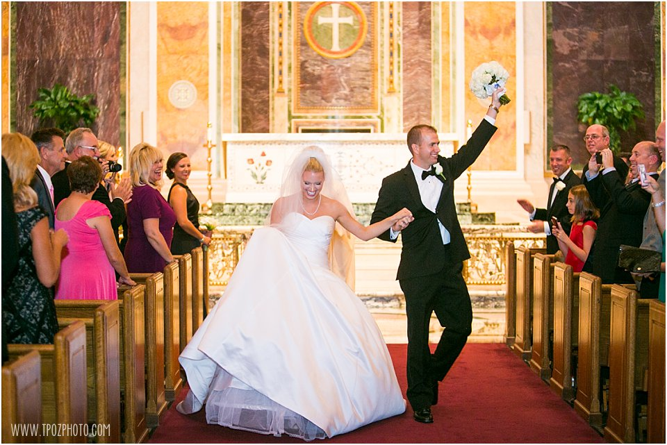 St. Matthew's Church DC Wedding