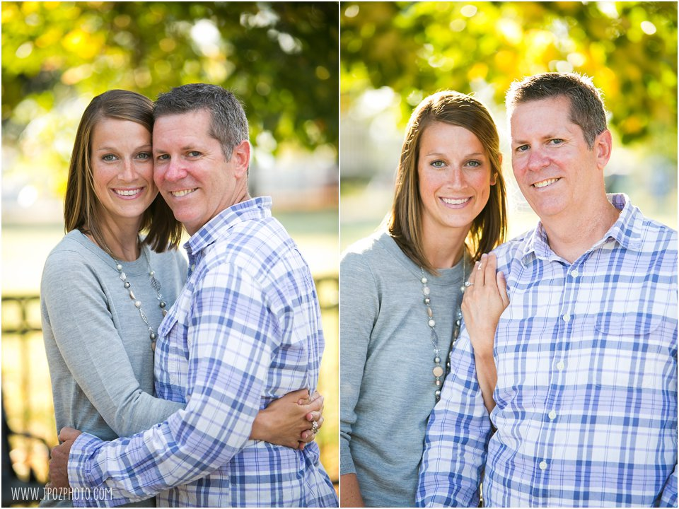 Federal Hill Engagement Session