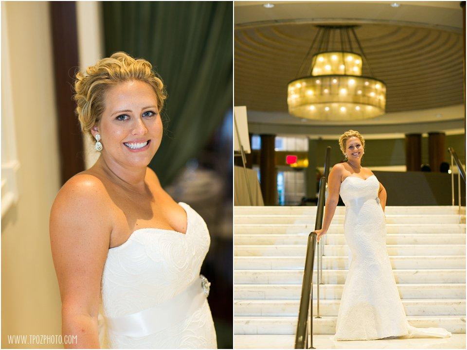 Westin Georgetown Wedding Bride