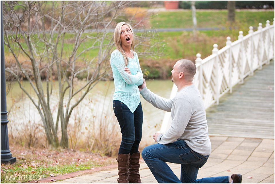 Annapolis Surprise Engagement Proposal