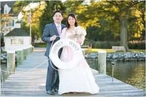Osprey Point Inn Wedding