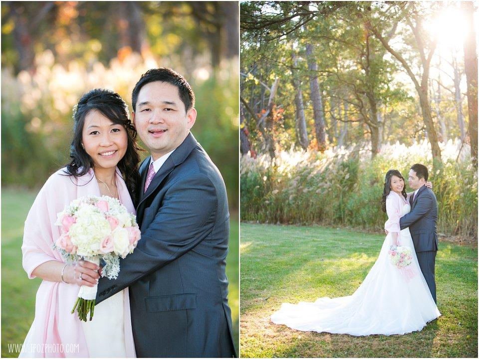 Osprey Point Wedding Bride & Groom