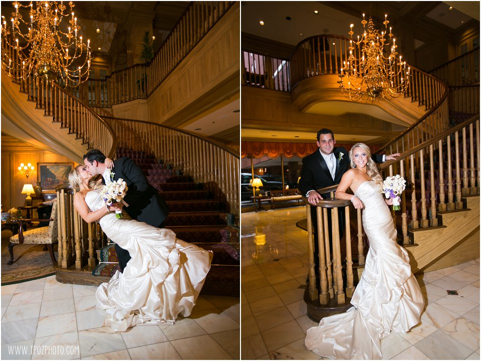 Royal Sonesta Baltimore Wedding Photos