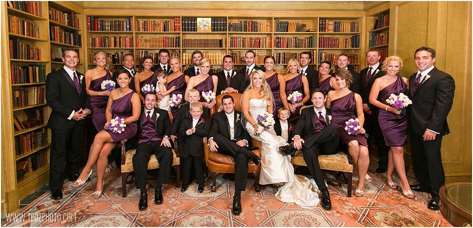 Royal Sonesta Baltimore Wedding Photos