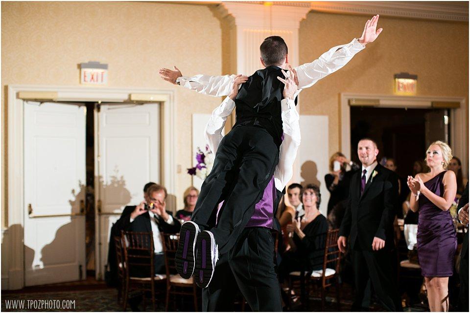 Wedding Reception at Royal Sonesta Baltimore